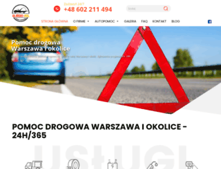 glinski-hol.pl screenshot