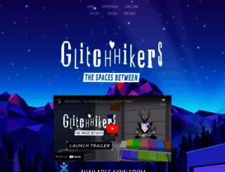 glitchhikers.com screenshot