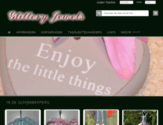 glitteryjewels.com screenshot