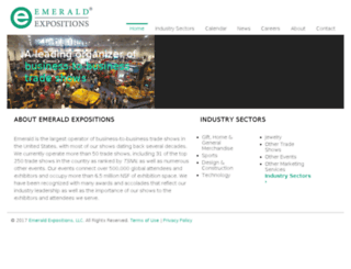 glmweb.com screenshot