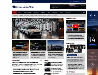 global-autonews.com screenshot