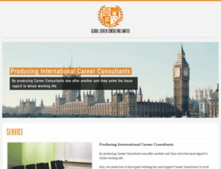 global-cc.co.uk screenshot