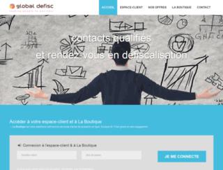 global-defisc.fr screenshot