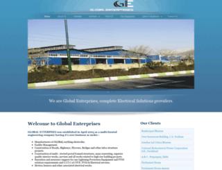 global-enterprises.org screenshot