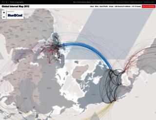 global-internet-map-2012.telegeography.com screenshot