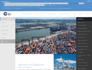 global-terminal.com screenshot