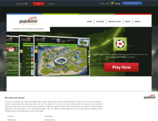 global.goalunited.org screenshot