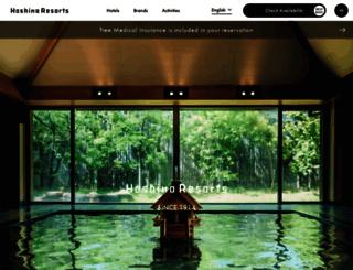 global.hoshinoresort.com screenshot