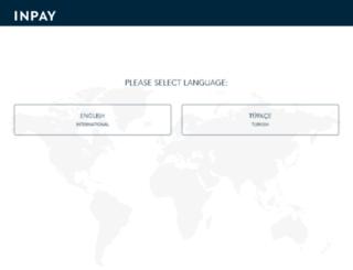 global.inpay.com screenshot