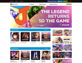 global.joygame.com screenshot