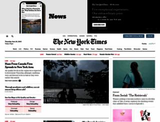 global.nytimes.com screenshot