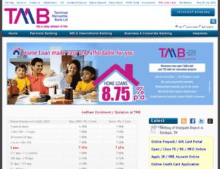 global.tmb.in screenshot