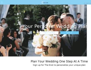 global.weddingchannel.com screenshot