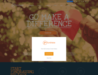 global1.gofundraise.com.au screenshot