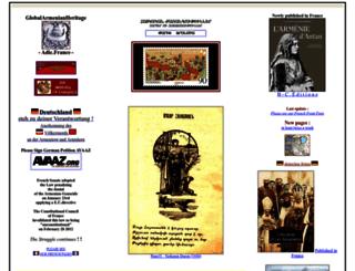 globalarmenianheritage-adic.fr screenshot