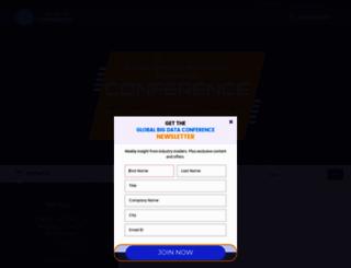 globalbigdataconference.com screenshot