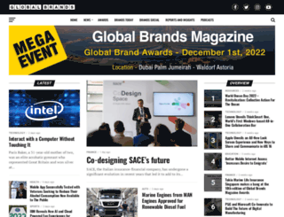 globalbrandsmagazine.com screenshot