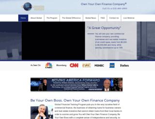 globalbrokersystems.com screenshot