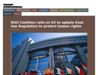 globalcause.net screenshot