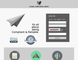 globalcompliance.com.hk screenshot