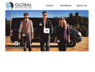 globalcontentpartners.com screenshot