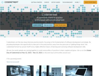 globalday.coderetreat.org screenshot