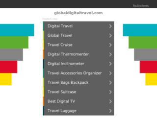 globaldigitaltravel.com screenshot