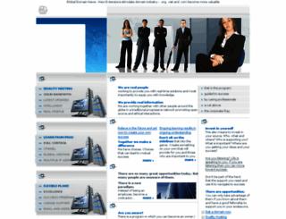 globaldomainnews.com screenshot