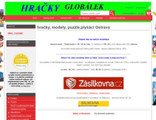 globalek.cz screenshot