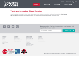 globalenvision.org screenshot