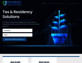 globalescapehatch.com screenshot