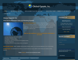 globalexports.com screenshot