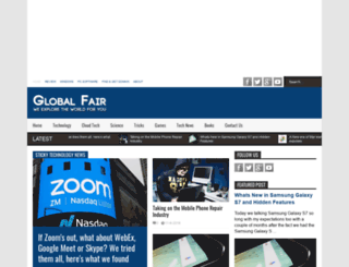 globalfair.blogspot.com screenshot