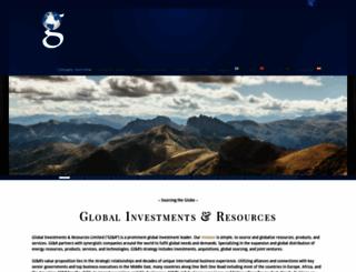 globalfinancing.co screenshot
