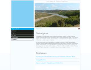 globalgarve.pt screenshot