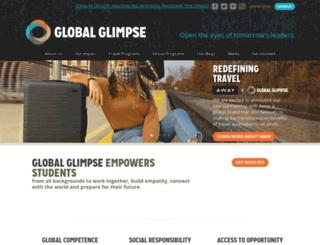 globalglimpse.org screenshot