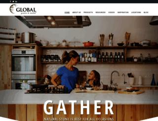 globalgranite.com screenshot