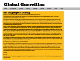 globalguerrillas.typepad.com screenshot