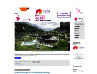 globalhop.indiaartndesign.com screenshot