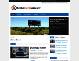 globalhoteldiscount.com screenshot