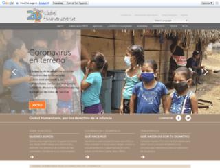 globalhumanitaria.com screenshot