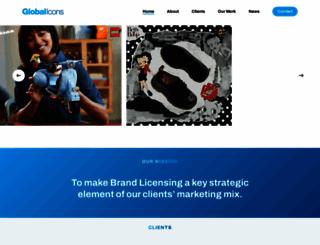 globalicon.com screenshot