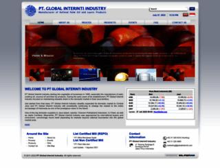 globalinterinti.com screenshot