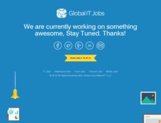 globalitjobs.org screenshot
