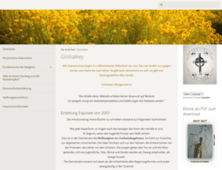 globalkey.de screenshot