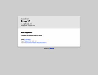 globallogic.in screenshot