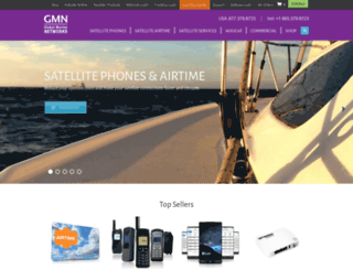 globalmarinenet.com screenshot