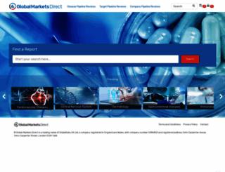globalmarketsdirect.com screenshot
