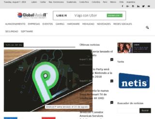 globalmediait-pa.com screenshot
