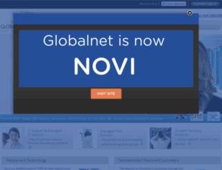globalnet.ie screenshot